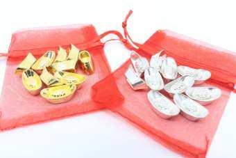 ก้อนเงินก้อนทองมงคล ของฝาก ของชำร่วย งานมงคล