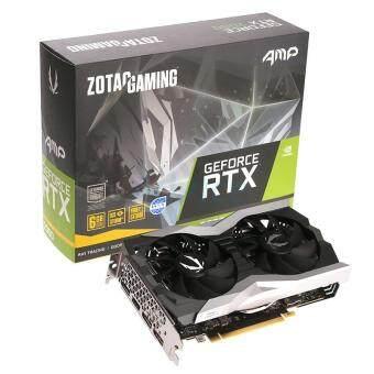 6GB GDDR6 RTX2060 ZOTAC Gaming AMP Edition | มาใหม่