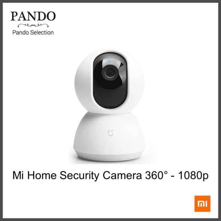Xiaomi Mi Home Security Camera 360° รุ่น 1080P กล้องวงจรปิด ของแท้ รับประกันศูนย์ไทย 1 ปี by Pando Selection - Fanslink
