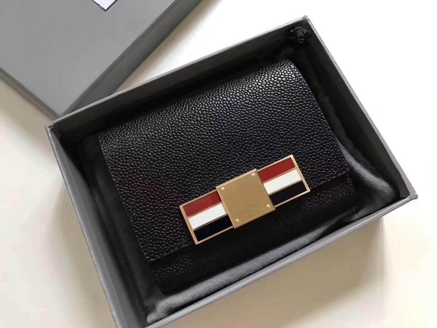 Thom Browne New Ladies Bow Series Coin Purses.tm20 By King Hong Shop.
