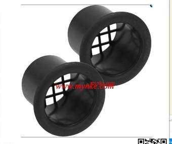 ท่อลม4นิ้ว แพ็ค2ตัว Speaker Cabinet Port Tubes for PA/DJ Speaker Cabinets-