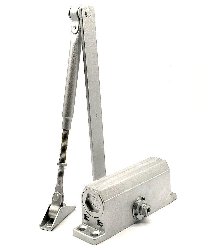 โช้คอัพประตู N82 แบบตั้งค้าง 90องศา-180องศา รับน้ำหนักประตู45-60 KG.