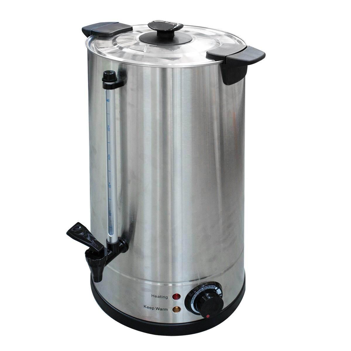 ถังต้มน้ําไฟฟ้า Bronos ถังต้มน้ำไฟฟ้า 20 ลิตร รุ่น Rwb015d-20bm.