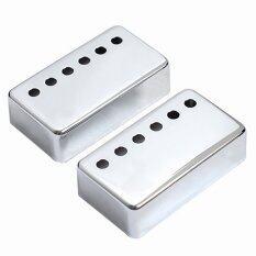 โปรโมชั่น 2 Pieces Humbucker Pickup Cover 50 52Mm For Lp Guitar Unbranded Generic