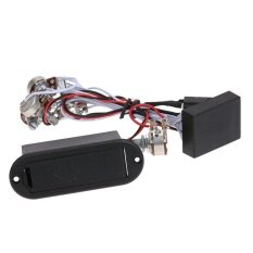 3 Band Eq Preamp Circuit ตัวรับเสียงเบส Active - Intl.