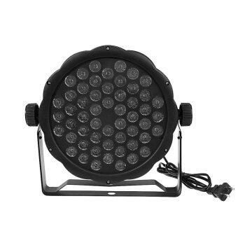 54 เวทีไฟ led RGBW DMX512 (ปลั๊กเรา)