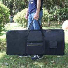 โปรโมชั่น แบบพกพา 61 คีย์เปียโนไฟฟ้าคีย์บอร์ดเคสกระเป๋าผ้าออกซ์ฟอร์ดหนุนคอนเสิร์ต Unbranded Generic ใหม่ล่าสุด