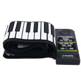 ขาย 88 Key Electronic Piano Keyboard Silicon Flexible Roll Up Piano With Loud Speaker ออนไลน์ ฮ่องกง