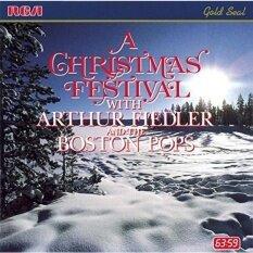 คริสต์มาสเทศกาล Arthur Fiedler และ Boston Pops - Intl.