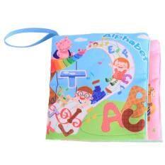 Ai บ้านเด็กก่อนวัยเรียนการพัฒนาสติปัญญาหนังสือผ้าตัวอักษร.