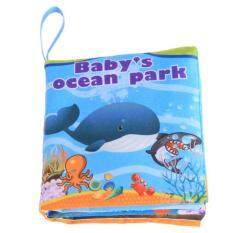Ai Home Baby Early อัจฉริยะทางการศึกษา Development หนังสือผ้า Ocean Park.