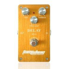 ขาย Aroma Adl 1 Delay Electric Guitar Effect Pedal Aluminum Alloy Housing True Bypass Intl จีน