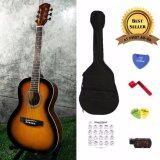 ราคา At First กีตาร์โปร่ง Acoustic Guitar 36 รุ่น Ag 06 Set ใหม่ล่าสุด