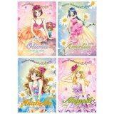 ซื้อ Athens Publishing สมุดระบายสีและแต่งตัวตุ๊กตา ชุดละ 4 เล่ม ใน ไทย