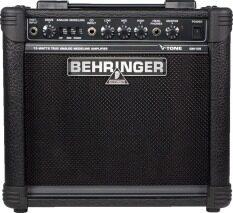 ราคา Behringer แอมป์กีตาร์ไฟฟ้า รุ่น Gm 108 สีดำ ออนไลน์