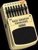 ราคา Behringer เอฟเฟคเบส รุ่น Beq 700 Bass Graphic Equalizer เป็นต้นฉบับ
