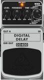 ขาย Behringer เอฟเฟคกีตาร์ไฟฟ้า รุ่น Dd 400 Digital Delay Behringer ออนไลน์