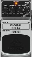 โปรโมชั่น Behringer เอฟเฟคกีตาร์ไฟฟ้า รุ่น Dd 400 Digital Delay