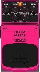 ทบทวน Behringer เอฟเฟคกีตาร์ไฟฟ้า รุ่น Um 300 Ultra Metal
