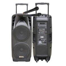 Bik Jw-210v-Bt ตู้ลำโพง+แอมป์ By Xxl Power Sound.