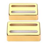 ซื้อ Bolehdeals 2 X ทองชุบ 2 เส้นฝาครอบกระบะ Humbuckernสำหรับไฟฟ้ากีตาร์แบบทองแดง ถูก ใน จีน