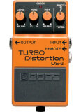 ขาย Boss เอฟเฟค Ds 2 Turbo Distortion Guitar Pedal Effect ใน Thailand