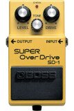 Boss เอฟเฟค Sd 1 Super Overdrive Guitar Pedal Effect Thailand