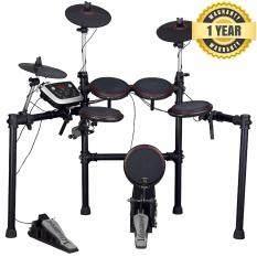 ราคา Carlsbro กลองชุดไฟฟ้า รุ่น Csd110 แบบ 5 กลอง 3 แฉ กลอง Kick 8 Electric Drum Carlsbro เป็นต้นฉบับ
