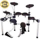 ส่วนลด สินค้า Carlsbro กลองชุดไฟฟ้า รุ่น Csd210 แบบ 5 กลอง 3 แฉ Electric Drum