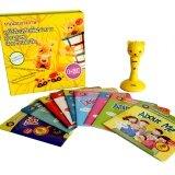 ขาย ชุด First Series หนังสือพูดได้ส่งเสริมภาษาไทย อังกฤษสำหรับเด็กเล็ก พร้อมปากกาสำหรับใช้กับหนังสือพูดได้ รุ่น Reader Tiger สีเหลือง 1 ด้าม ถูก