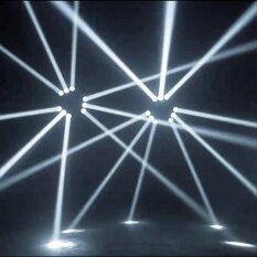 ราคา ราคาถูกที่สุด Cool Led White Spotlight Super Bright Lamp Balls Stage Lighting For Ktv Dj Disco Intl
