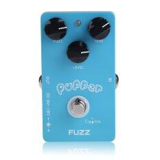 ราคา Cp 11 Puffer Fuzz Guitar Effects Guitar Digital Delay Pedal Effect Pedal ถูก