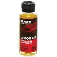 โปรโมชั่น D Addario® Lemon Oil น้ำยาทำความสะอาดเฟร็ตกีตาร์ น้ำยาทำความสะอาดสายกีตาร์และคอ Guitar Cleaner Conditioner Made In Usa Daddario