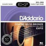 ขาย D Addario สายกีต้าร์โปร่งแบบเคลือบ 11 52 รุ่น Exp13 D Addario ผู้ค้าส่ง