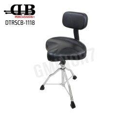ขาย ซื้อ Db รุ่น Dtrscb 1118 เก้าอี้กลองขาคู่ ขาชุบโครเมี่ยม แข็งแรง ทนทาน ใช้งาน ได้ยาวนานไม่เป็นสนิมง่าย