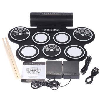 ราคา KAT Multipad Drum KTMP1 – black | Morgan Relaxation