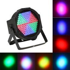 ส่วนลด Dmx512 127 Rgb Led Effect Light Stage Lighting Disco Dj Party Show Ac90 240V Us Plug Intl Unbranded Generic ใน จีน