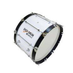 ราคา Easy Drum กลองใหญ่มาร์ชชิ่ง 22 พร้อมขาแขวน ไม้ตี รุ่น Ebd 2210 Easy Drum ไทย