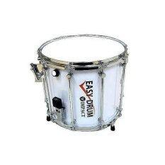ราคา Easy Drum กลองสแนร์มาร์ชชิ่ง 14 พร้อมขาแขวน ไม้ตี รุ่น Esd 1410 Easy Drum ไทย