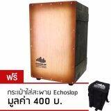 ขาย ซื้อ ออนไลน์ Echoslap คาฮอง Cajon Old Box ไม้ Maple รุ่น Vc201 Vsb