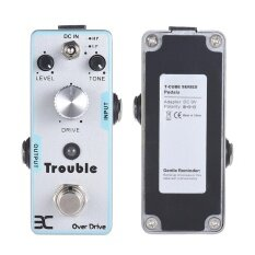 ส่วนลด Eno Tc 16 Overdrive Guitar Effect Pedal True Bypass Trouble Intl