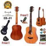 ขาย ซื้อ กีต้าร์โปร่ง Enya Eb 01 34 Inch Scale Baby ไม้แท้ มะฮอกกานี ทั้งตัว แถมฟรี สายกีต้าร์โปร่ง Gibson 1 ชุด ปิ๊กกีต้าร Fender Usa 2 อัน กระเป๋ากีต้าร์enya ที่เก็บปิ๊กกีต้าร์ 1 อัน เครื่องตั้งสาย รวมมูลค่า 1 500 บาท กรุงเทพมหานคร