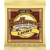 ขาย Ernie Ball Earth Wood สายกีต้าร์โปร่ง คุณภาพสูง เบอร์ 011 052 Ernie Ball เป็นต้นฉบับ
