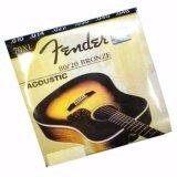 ส่วนลด สายกีตาร์ Fender 70Xl เบอร์ 10 48 ของแท้ Fender ใน กรุงเทพมหานคร