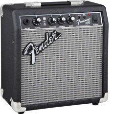 ราคา Fender แอมป์กีต้าร์ไฟฟ้า Frontman 10G Guitar Combo Amplifier Fender Thailand