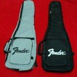 ราคา Fender Soft Case Guitar กระเป๋าซอฟเคสกีตาร์ไฟฟ้า สีดำ ใหม่