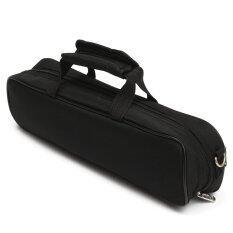 ขลุ่ยกระเป๋าถือกล่องด้านข้างกระเป๋าพาดไหล่ปรับได้สายใหม่ - Intl.