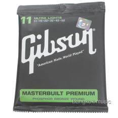 ซื้อ สายกีตาร์ Gibson ของแท้ เบอร์ 11 ของแท้ Gibson