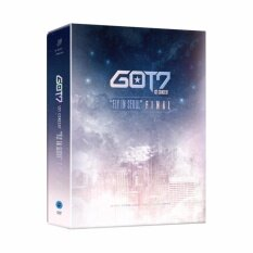 Got7 Got7 1St Concert Fly In Seoul Final Dvd Photobook Folded Poster Free Gift ใน Thailand