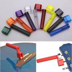 ขาย Guitar String Winder Grover Quick Speed Bridge Pin Remover Peg Puller Guitar Accessories Repairing Tool Intl ถูก ใน จีน